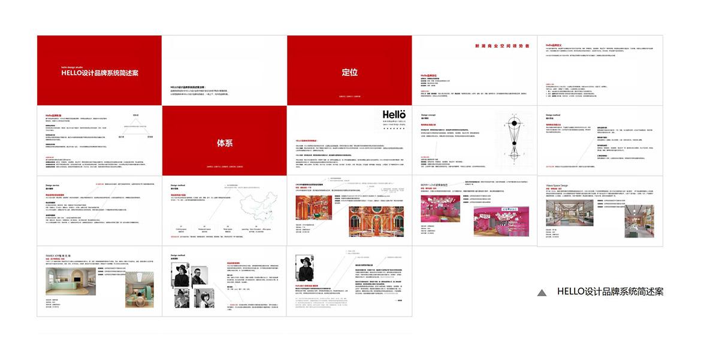 HELLO设计品牌定位升级合作